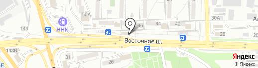 Dosia на карте Хабаровска