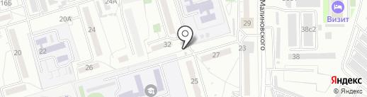 Ваш эксперт на карте Хабаровска