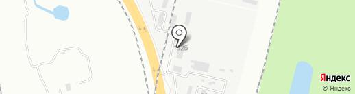 ТСК на карте Хабаровска