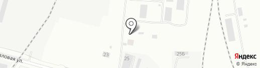 Азия-Скрап на карте Хабаровска