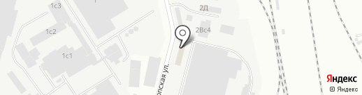 ПромСтрой на карте Хабаровска