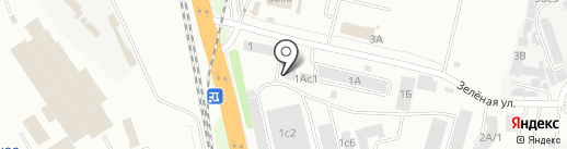 АВМ-групп на карте Хабаровска