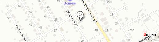Автокомфорт на карте Хабаровска