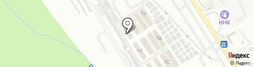 ПолезноЕДА! на карте Хабаровска