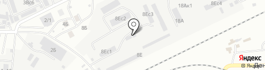 Градиент на карте Хабаровска