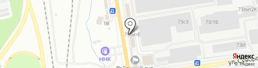 Адвокатский кабинет Корниловой С.Ю. на карте Хабаровска