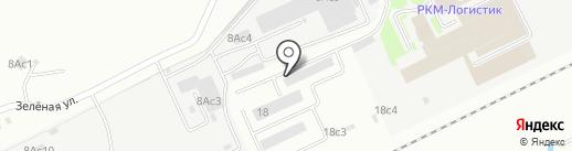 БалконВИК на карте Хабаровска