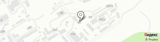 M-Service на карте Хабаровска