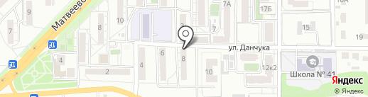 BeerЛога на карте Хабаровска