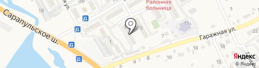 Дальневосточный банк Сбербанка России на карте Тополево