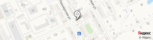 Администрация Тополевского сельского поселения на карте Тополево
