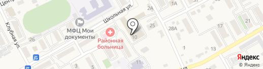 Детский дом №33 на карте Тополево