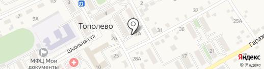 Мировые судьи Хабаровского района Хабаровского края на карте Тополево