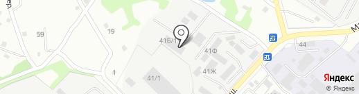 ТракПоинт на карте Хабаровска