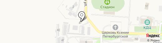 Автосервис на карте Некрасовки