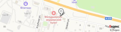 COLORit на карте Мирного