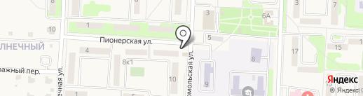 У Петровича на карте Некрасовки