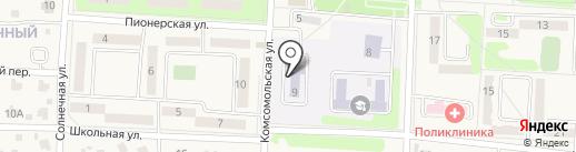 Центр детского творчества Хабаровского муниципального района на карте Некрасовки