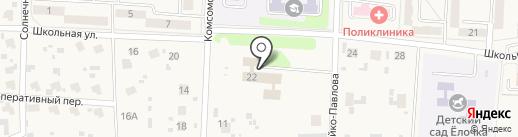Детский дом №32 на карте Некрасовки