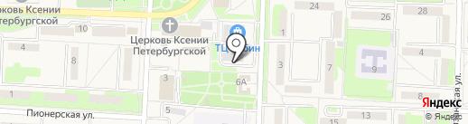Для Вас на карте Некрасовки
