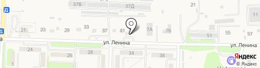 Лайм на карте Некрасовки