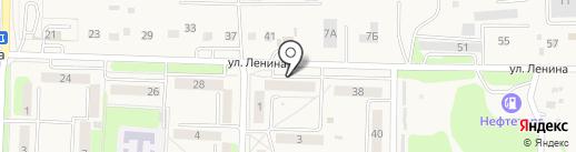 Магазин мясной продукции на карте Некрасовки