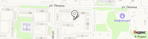 Меркурий на карте Некрасовки