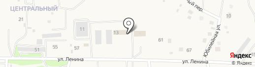 Пожарная часть №8 на карте Некрасовки