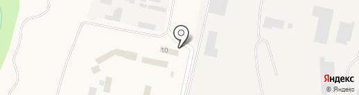 Исправительная колония №14 на карте Амурска