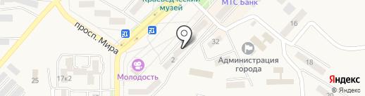 ДВ Рама на карте Амурска