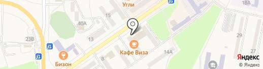 ИОРИ на карте Амурска