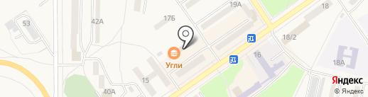Пиццерия на карте Амурска