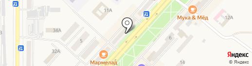 Элита на карте Амурска