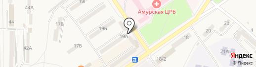 QIWI на карте Амурска