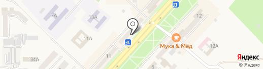 Межпоселенческая центральная библиотека Амурского района на карте Амурска