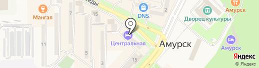 Риэлт-ДВ на карте Амурска