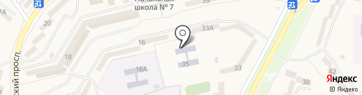 Музей природы Приамурья на карте Амурска