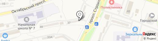 ДОВЕРИЕ, КПК на карте Амурска