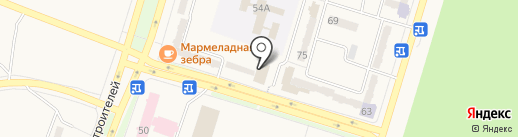 Банкомат, Росбанк, ПАО на карте Амурска