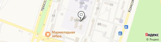 Детский дом №13 на карте Амурска