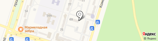Магазин компьютеров и комплектующих на карте Амурска
