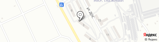 Сезам на карте Комсомольска-на-Амуре