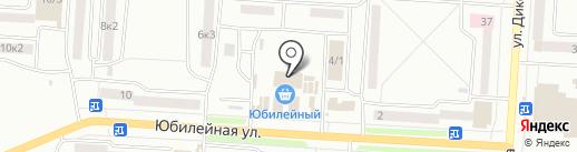 Белый Заяц на карте Комсомольска-на-Амуре
