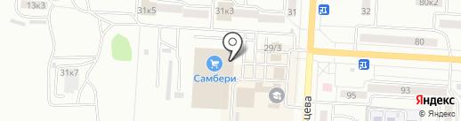 Золотое время на карте Комсомольска-на-Амуре
