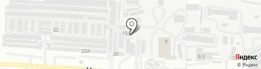 М-АВТО на карте Комсомольска-на-Амуре