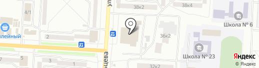 Банкомат, МТС-Банк на карте Комсомольска-на-Амуре