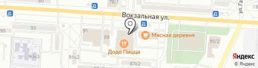 МЕБЕЛЬ-ГРАД на карте Комсомольска-на-Амуре