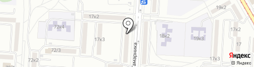 ВинЛаб на карте Комсомольска-на-Амуре