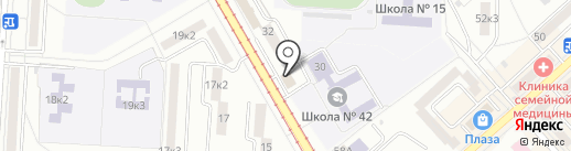 NETStoreDV на карте Комсомольска-на-Амуре