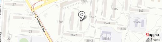 ПРОСТОсервис на карте Комсомольска-на-Амуре